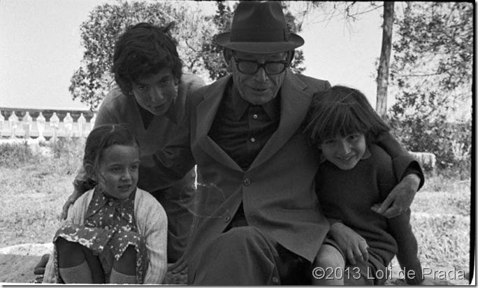 Jerónimo y sus nietos