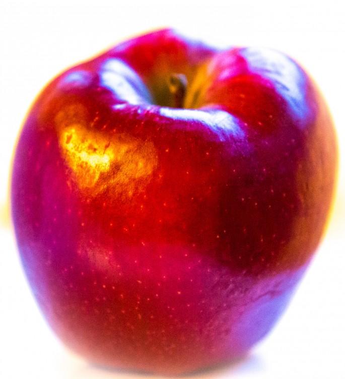 La manzana de Enanieves